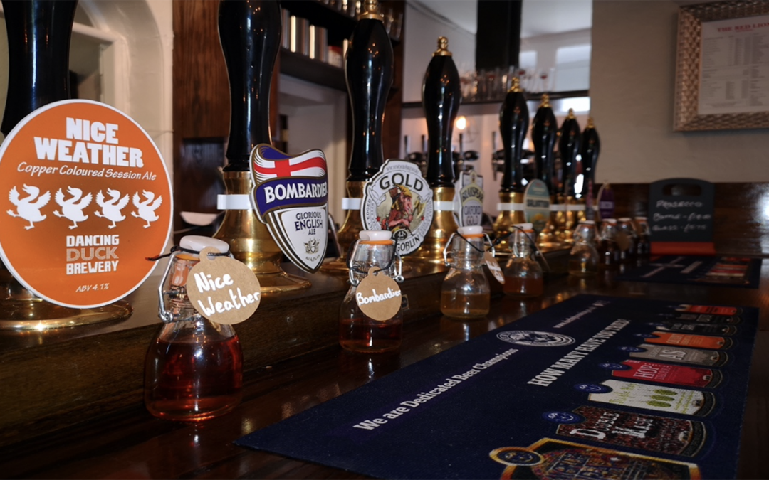Pub numbers are finally rising but small locals are still at risk